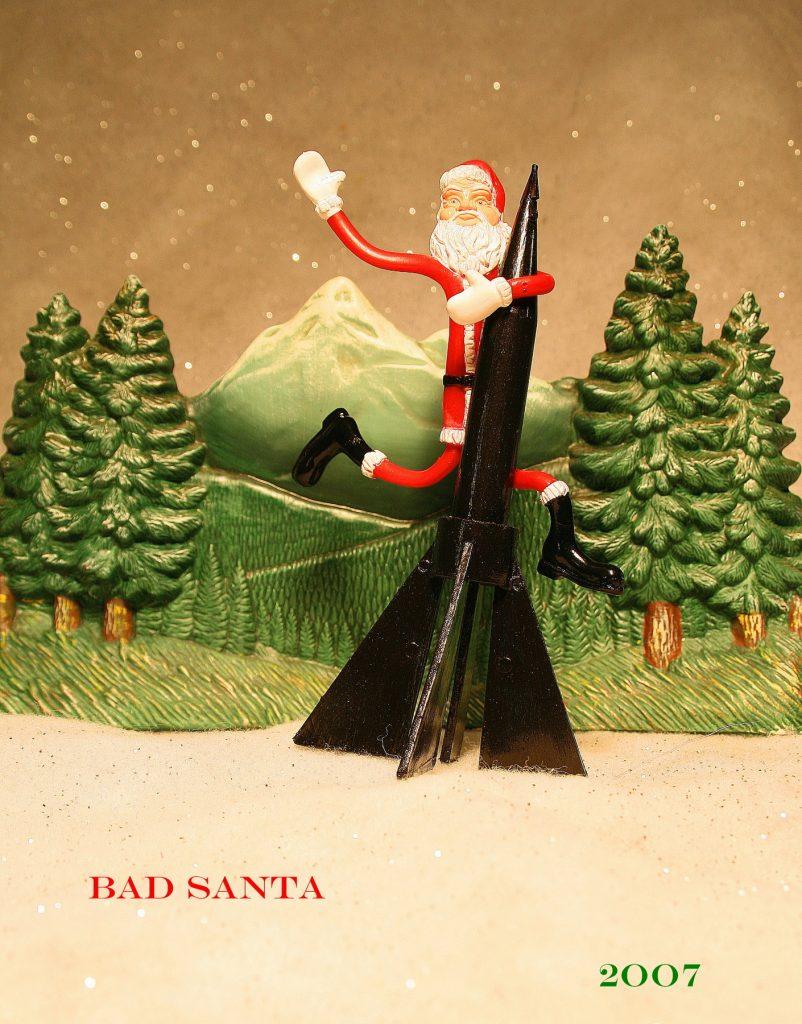 Bad Santa  2007