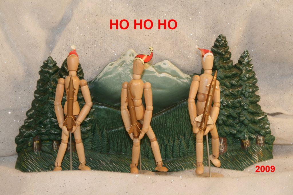 Ho Ho Ho     2009