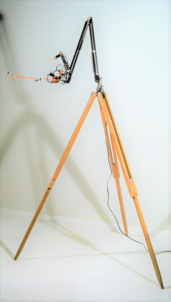 Tripod Earth Sensor