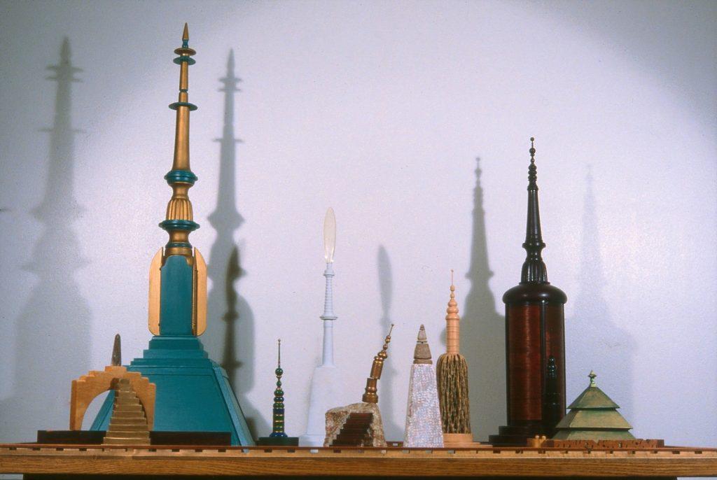 Temple Models
